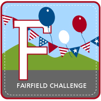 Badge: Fairfield Library Challenge